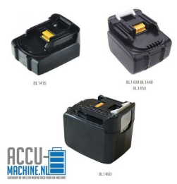 Accu-machine - makita accu