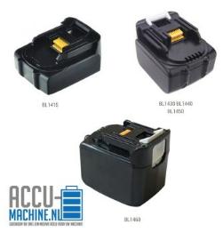Accu-machine - makita accu