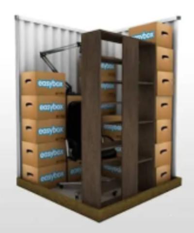 Opslagruimte in Oosterhout gezocht? Kies dan voor Easybox Oosterhout!